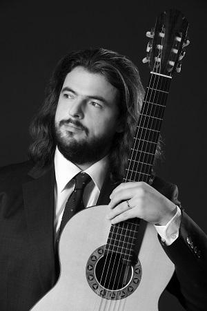 Svetoslav Costoff Concert Guitarist
